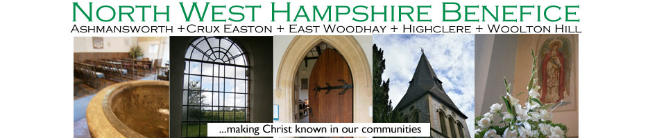 NORTH WEST HAMPSHIRE BENEFICE